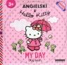 Angielski z Hello Kitty Mój Dzień  (Audiobook)