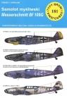 Typy broni i uzbrojenia, nr 181. Samolot myśliwski Messerschmitt Bf 109 G