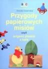 Przygody papierowych misiów, czyli origami płaskie z koła Dziamska Dorota