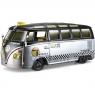 MAISTO Volkswagen Van Samba Taxi (31364)