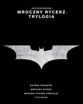 Mroczny Rycerz. Trylogia (5 Blu-ray)