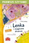 Pierwsze czytanki Lenka i magiczne drzewo Poziom 3 Landau Irena