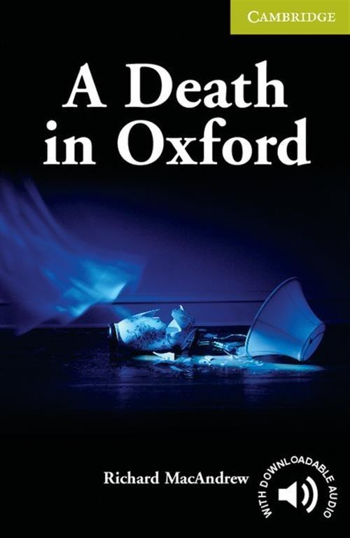 A Death in Oxford MacAndrew Richard