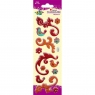 Naklejka (nalepka) Titanum Craft-Fun Series esy floresy (R15)