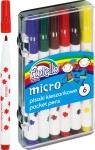 Pisaki Micro - malutkie 6 sztuk