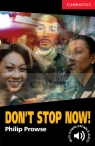CER 1 Don't stop me now