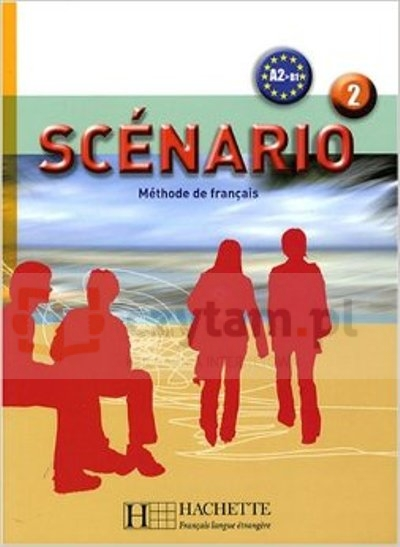 Scenario 2 Podręcznik +CD Michel Guilloux