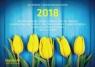 Kalendarz z wersetami biblijnymi BOGULANDIA 2018