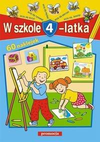 W szkole 4-latka Juryta Anna, Langowska Mariola, Szczepaniak Anna