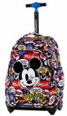 Coolpack - Disney - Jack - Plecak na kółkach - Mickey Mouse (B53300)