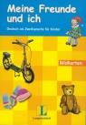 Meine Freunde und Ich Bildkarten Deutsch als Zweitsprache fur Kinder