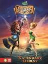 Disney Wróżki Kalendarz szkolny Dzwoneczek i tajemnica piratów