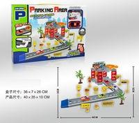 Parking 2 poziomy rozmiar po rozłożeniu 40 x 35 x 10