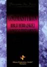 Onomastykon Biblii Hebrajskiej i Nowego Testamentu