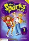 New Sparks Plus 1 Podręcznik (Uszkodzona okładka)Szkoła podstawowa Szpotowicz Magdalena, Szulc-Kurpaska Małgorzata