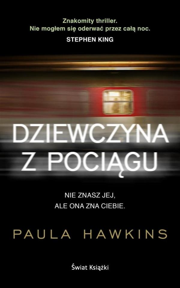 Dziewczyna z pociągu Hawkins Paula
