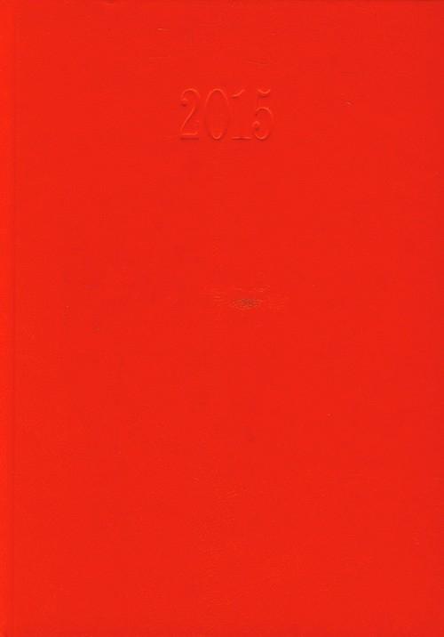 Kalendarz 2015 Książkowy Dzienny A5 Balacron