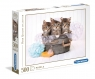 Puzzle High Quality Collection 500: Kittens and Soap (35065)