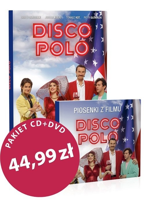 Disco Polo film + Piosenki z filmu Maciej Bochniak