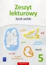 Zeszyt lekturowy Język polski 5 Szkoła podstawowa Surdej Beata, Surdej Andrzej