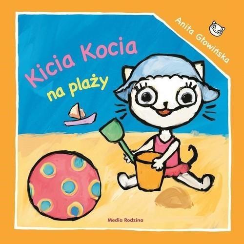 Kicia Kocia na plaży Głowińska Anita