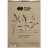 Blok na spirali artystyczny szkicownik A4/80k, 90g - Ptaki (HA 3809 2030-P80)
