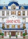 Naklejkowe domki Grand Hotel