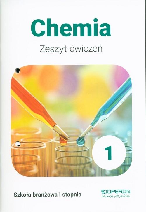 Chemia 1 Zeszyt ćwiczeń Szczepaniak Maria Barbara