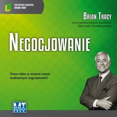 Negocjowanie  (Audiobook) Tracy Brian