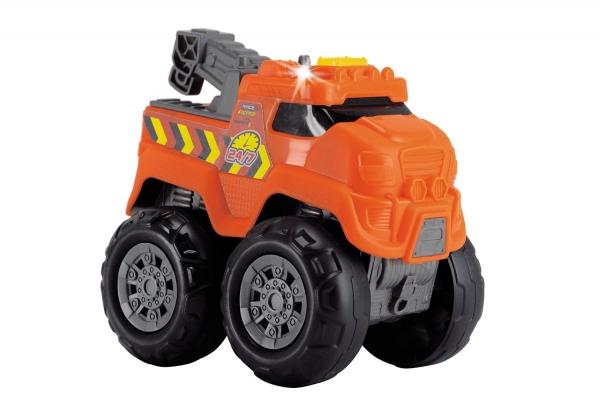 DICKIE Auto Tough Workers, pomarańczowy (203301001)