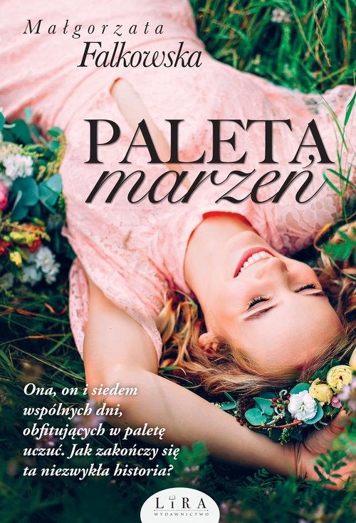 Paleta marzeń Falkowska Małgorzata