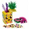 Lego DOTS: Pojemnik na długopisy w kształcie ananasa (41906) Wiek: 6+