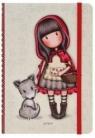 Notes z twardą okładką - Little Red Riding Hood