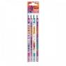 Ołówek z gumką Trolls 4szt