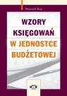 Wzory księgowań w jednostce budżetowej Rup Wojciech