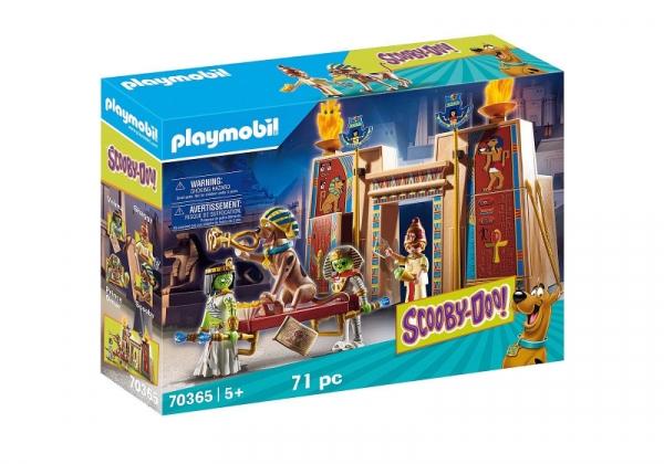 Zestaw figurek Scooby-Doo Przygoda w Egipcie 70365 (70365)