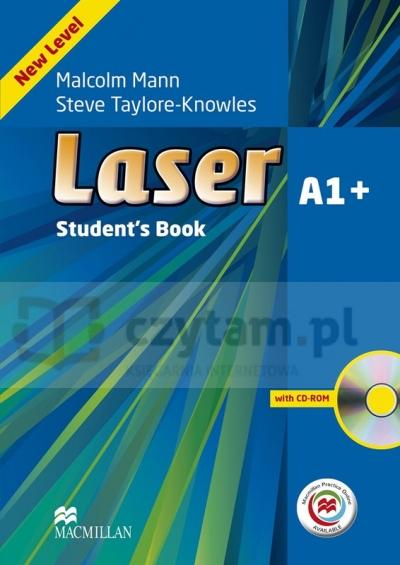 Laser 3ed A1 Student's Book +CD-Rom Malcom Mann, Steve Taylor-Knowles