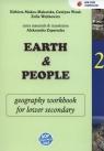 Earth and people Geography 2 Zeszyt zadań dla klas dwujęzycznych