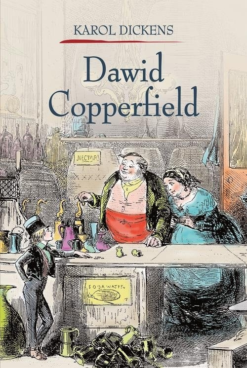 Dawid Copperfield Tom 1 Dickens Charles