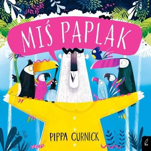 Miś Paplak Curnick Pippa