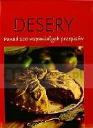 Desery. Ponad 100 wspaniałych przepisów Terry Jeavons