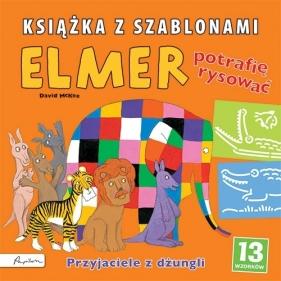 Elmer. Przyjaciele z dżungli