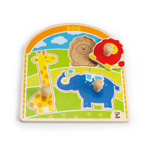 Puzzle - Zoo (E1302)