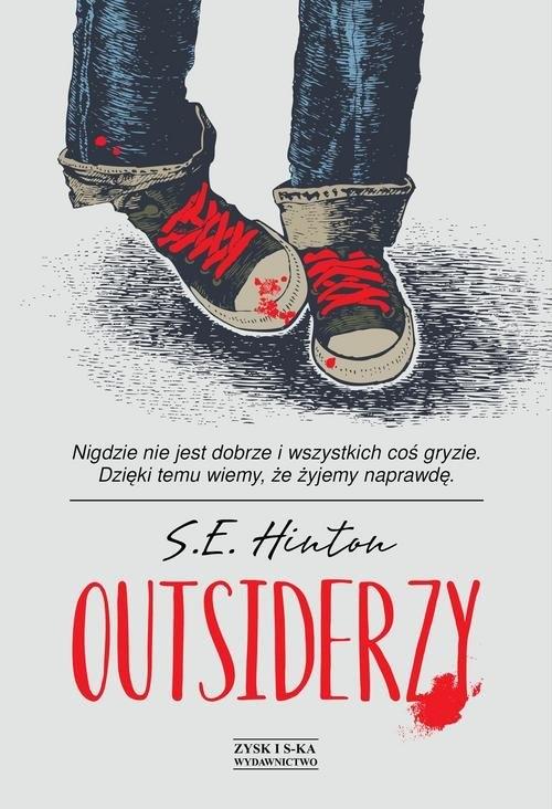 Outsiderzy Hinton Susan Eloise