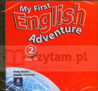 My First English Adventure 2 Class CD (1)