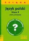 Język polski 4 ściąga