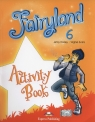 Fairyland 6 Activity BookSzkoła podstawowa Dooley Jenny, Evans Virginia