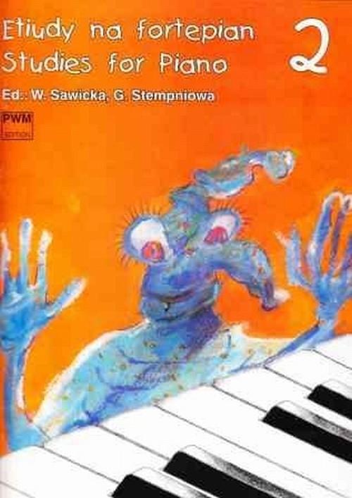 Etiudy na fortepian z. 2 Sawicka Wiera