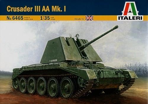 ITALERI Crusader III AA Mk.I