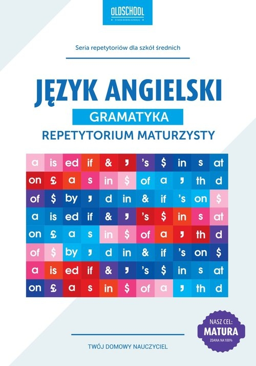 Język angielski Gramatyka Repetytorium maturzysty Treger Anna